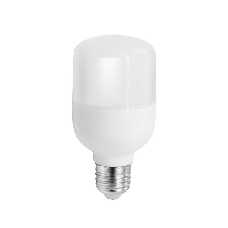 5 watt led bulb circle aluminum housing cool white light