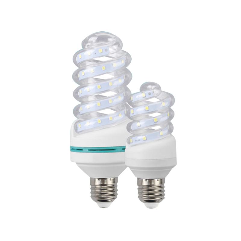 led energy saving lamp 7w spiral lamp for school