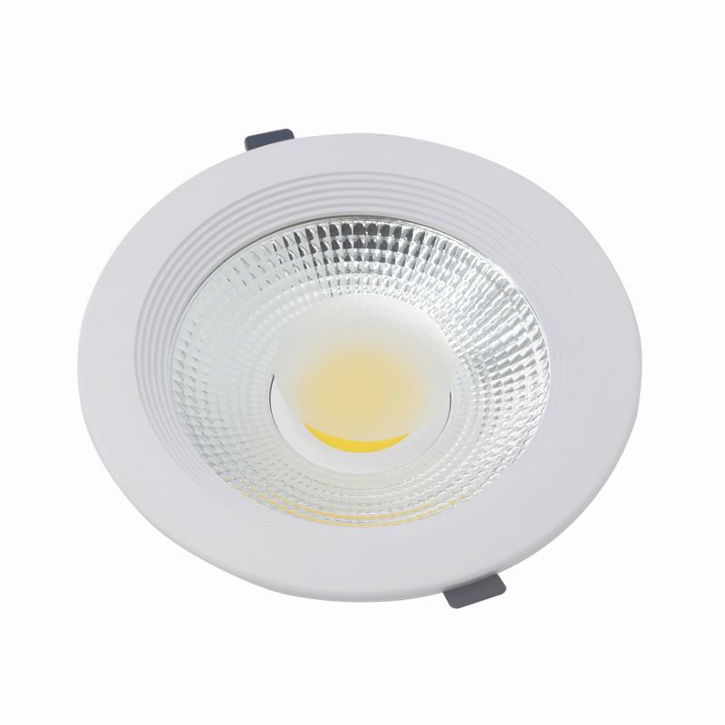 led downlight cob dimmable slim thin panel light 15W