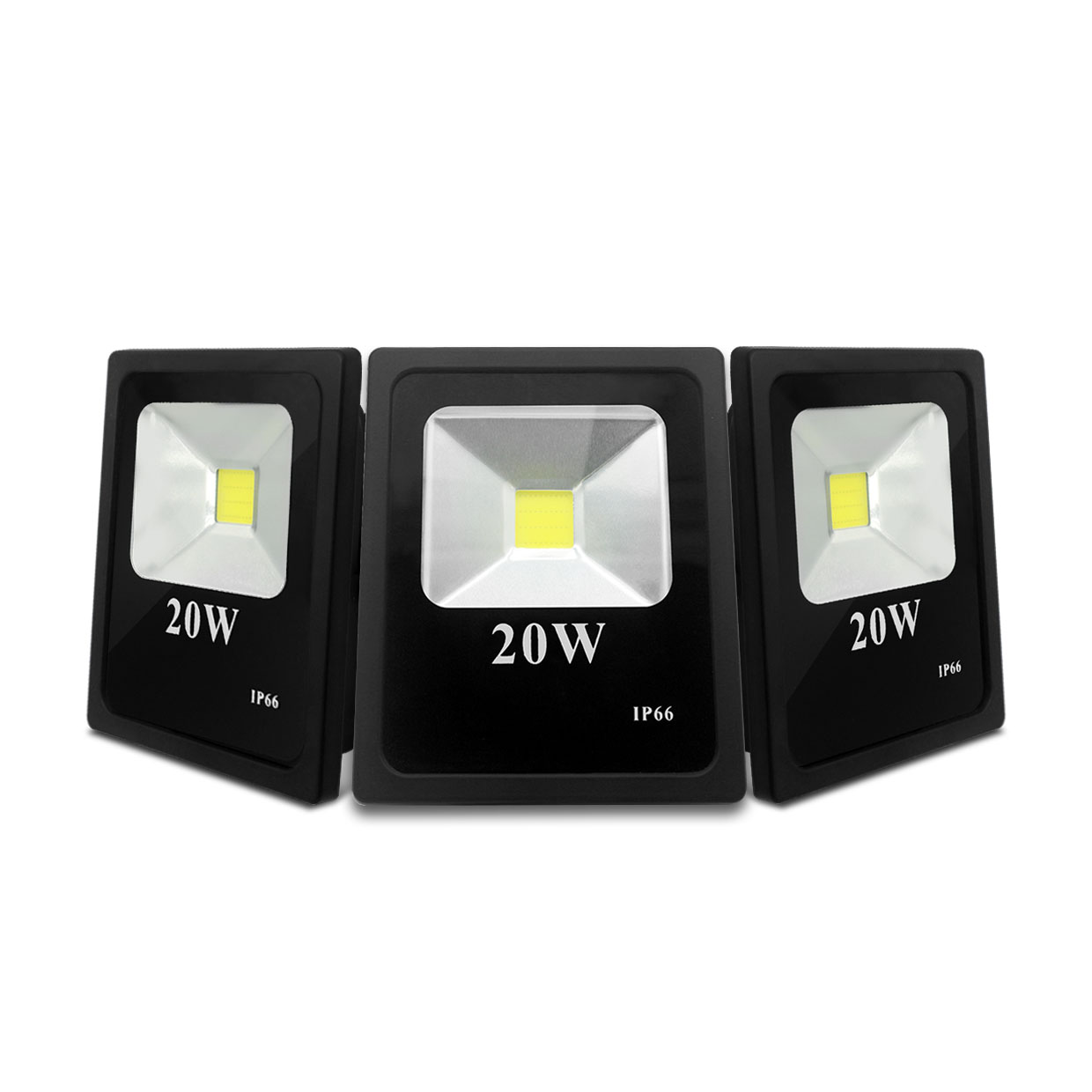 led floodlight 100w powerful quality waterproof light