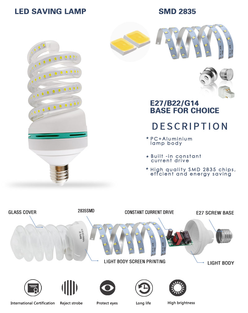 energy saving light