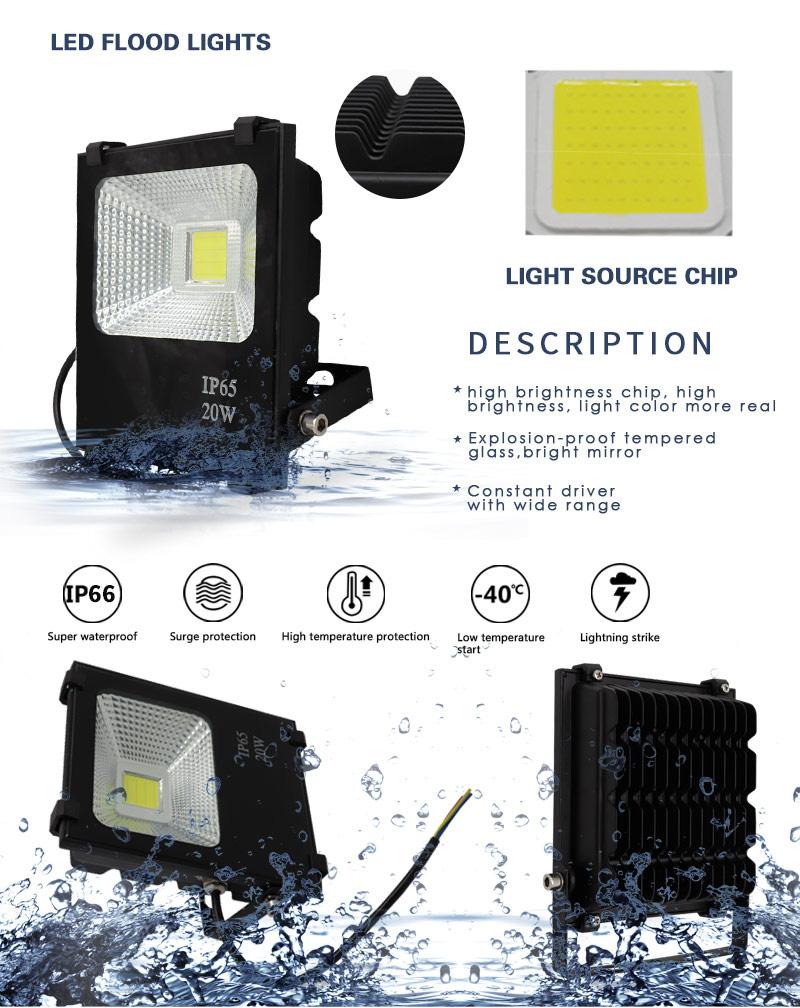 flood light led