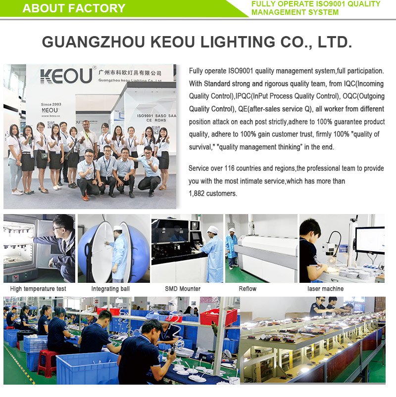 led glass panel light