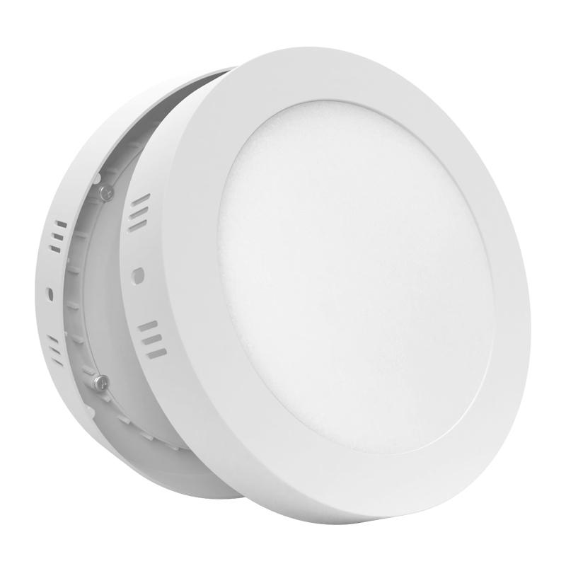 led ceiling panel light 18W aluminium ac85-265v lighting factory