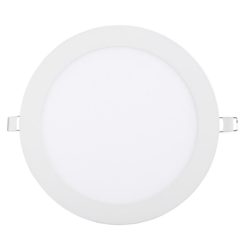 indoor housing high quality slim round led light panel for home
