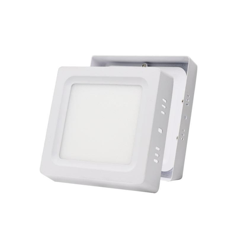 ceiling panel light 24w square high lumen good price 80lm led lighting