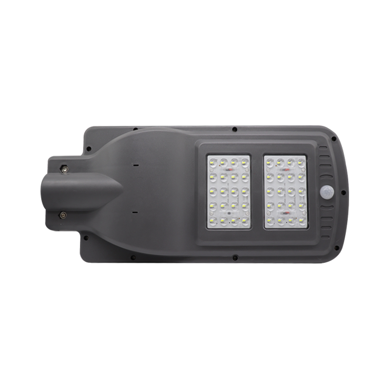 solar street light outdoor 40w ip65 waterproof motion sensor 40 watt powered garden outdoor smd shell led all ine one lamp