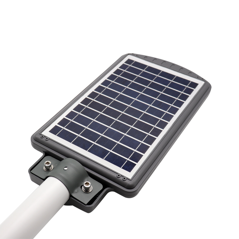 Led solar street light factory