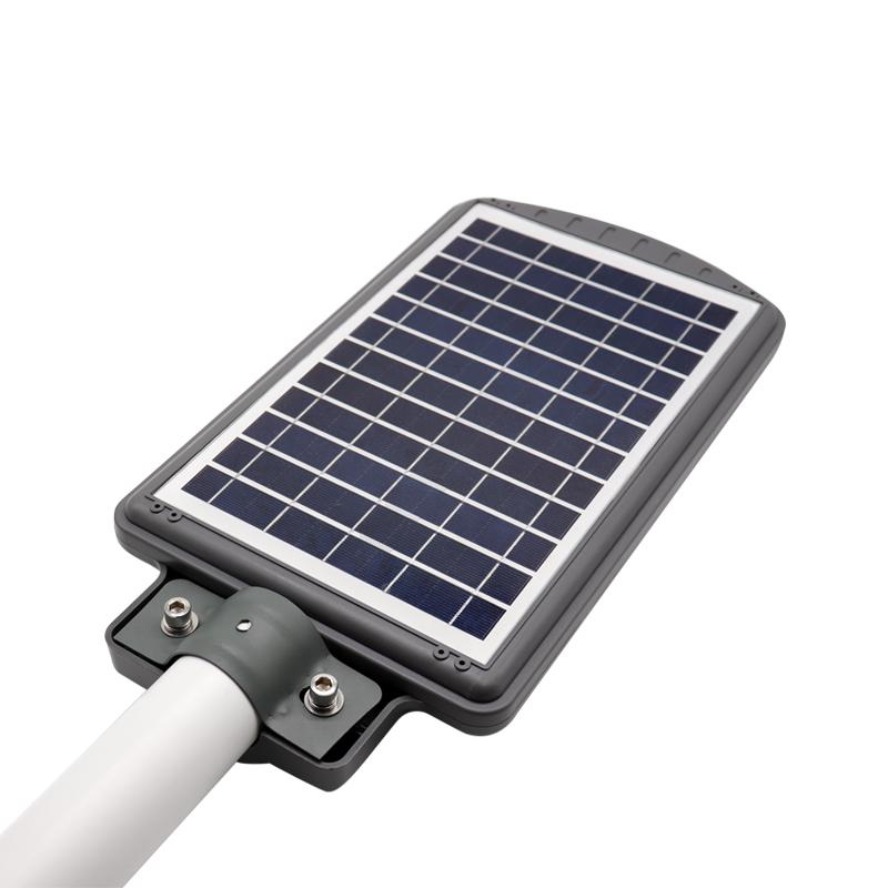 Led solar street light factory