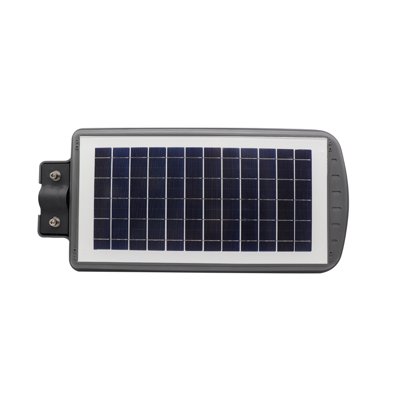 solar street light led 40w integrated high lumen power energy all in one ip65 ip66 smart intelligent motion sensor lamp