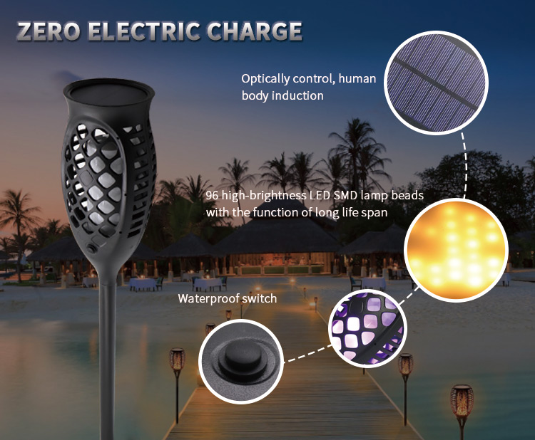 led rechargeable torch light