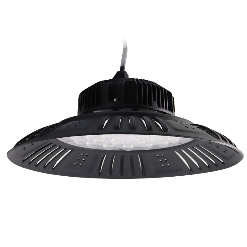 100w led high bay light Factory warehouse industrial IP65 ufo lamp 11000lm pf>0.95