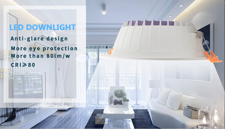 recessed downlight led