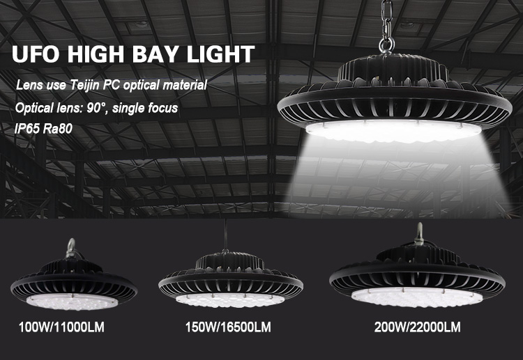 HOT NEW UFO IP65 LED High Bay Light
