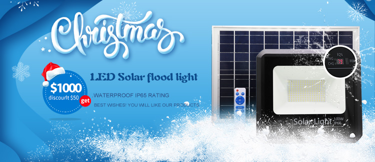 Solar led factory