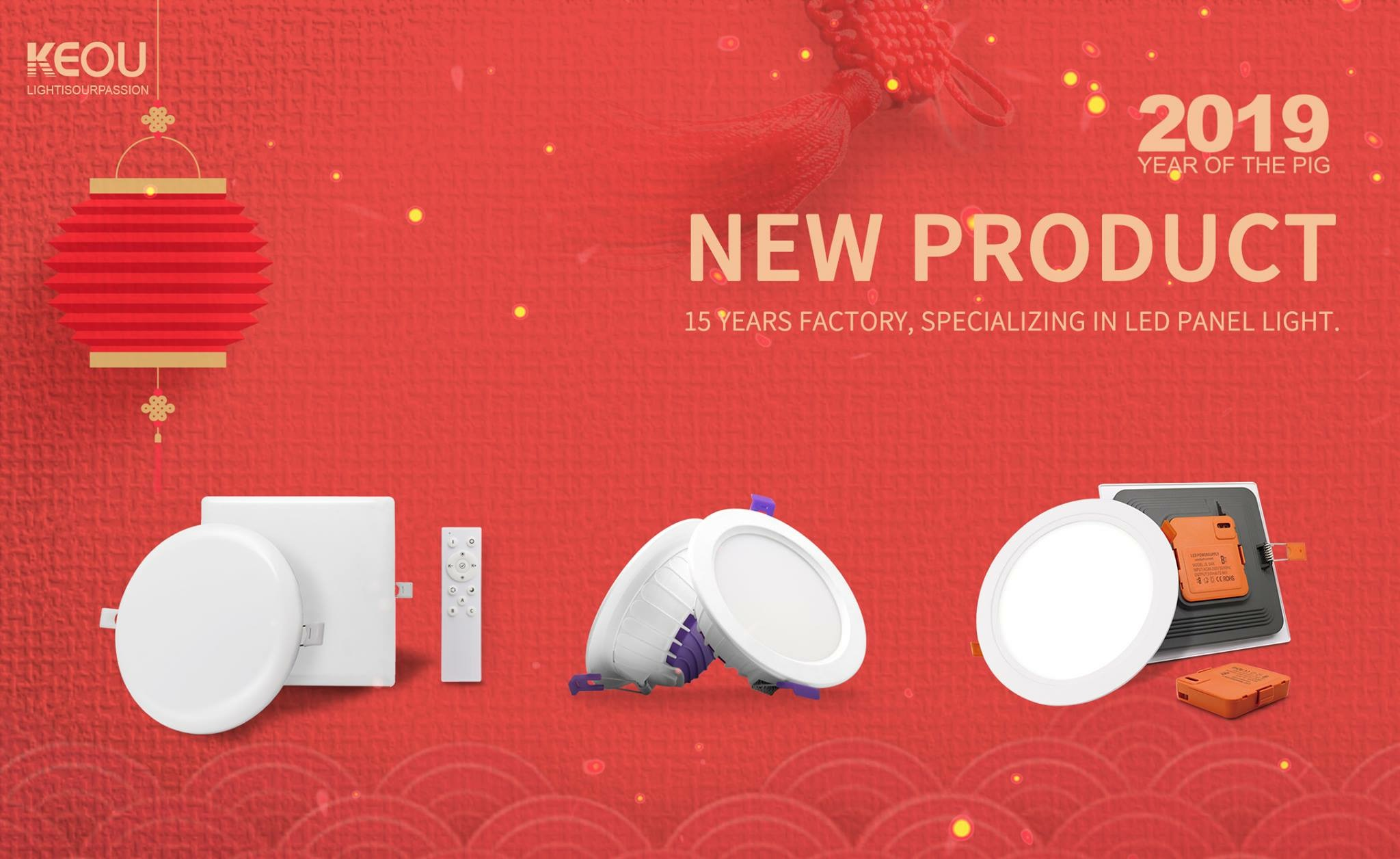 led lamp factory