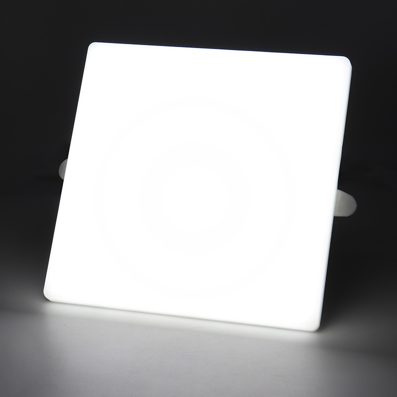 Led downlight supplier COMI Brand 16W 24W 32W square recessed borderless frameless panel light