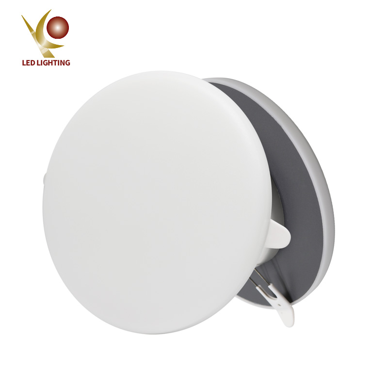 Led round panel light 100lm/w 24w frameless recessed led panel COMI Brand factory price