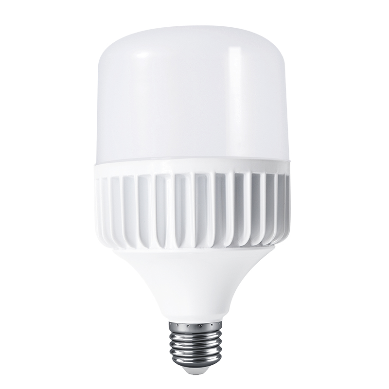 E27 LED Bulb Light 18W 28W 48W 38W Big Column T Shape Lamp PC Aluminum B22 LED Light