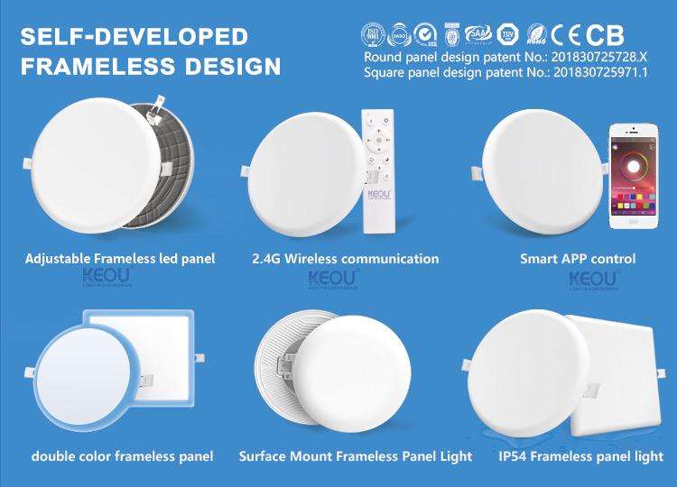 led panel light motion sensor