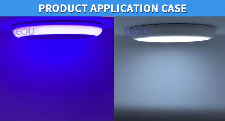 multi color led panel