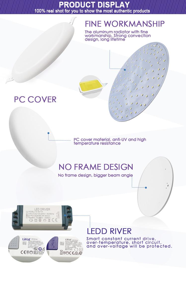 led panel light rgb