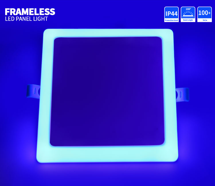 two color led panel