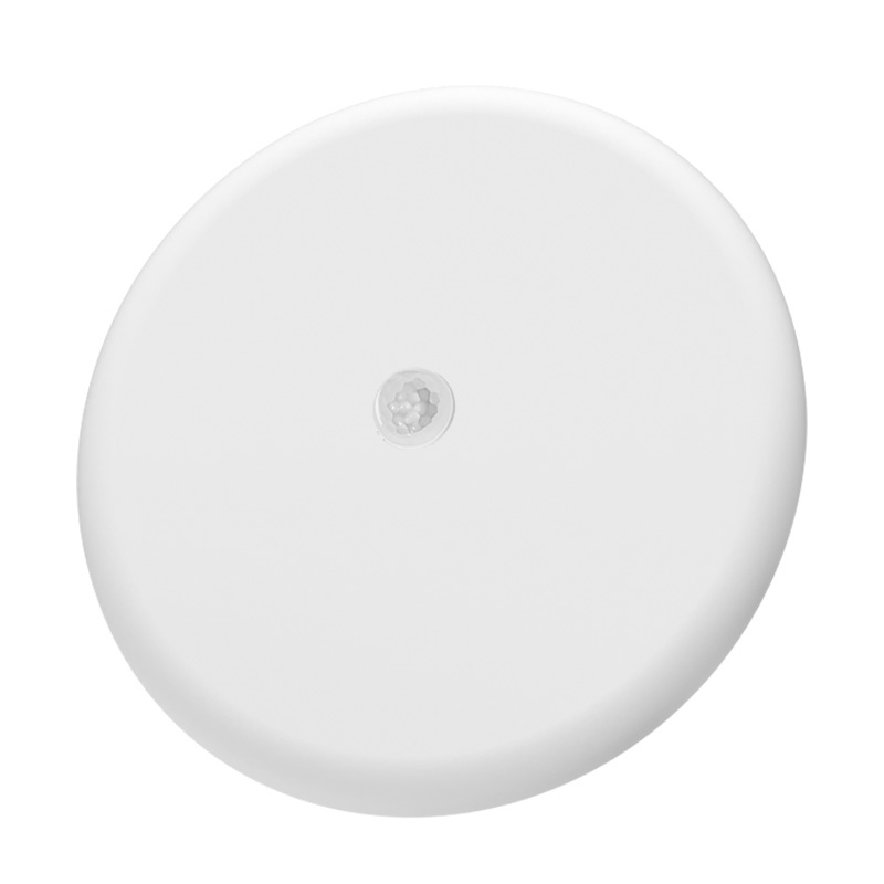 led panel light sensor 9W frameless round surface lamp with TUV CE CB