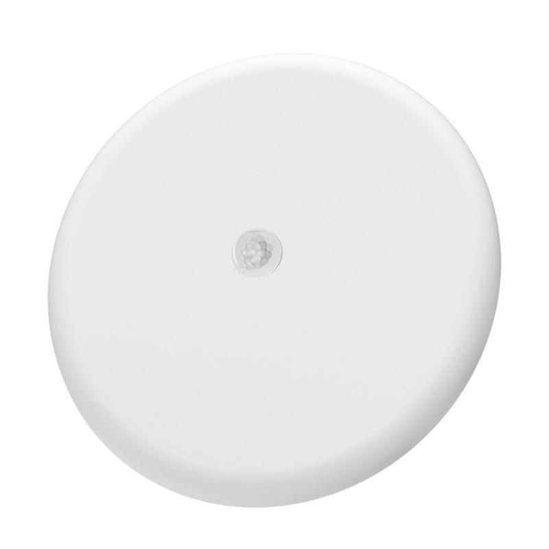 led panel light sensor 9W frameless round surface lamp with TUV CE CB