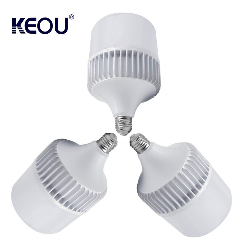 B22 led bulb light 38W Big column bulb PC aluminum T LED Lamp with 3000K 4000K 6500K