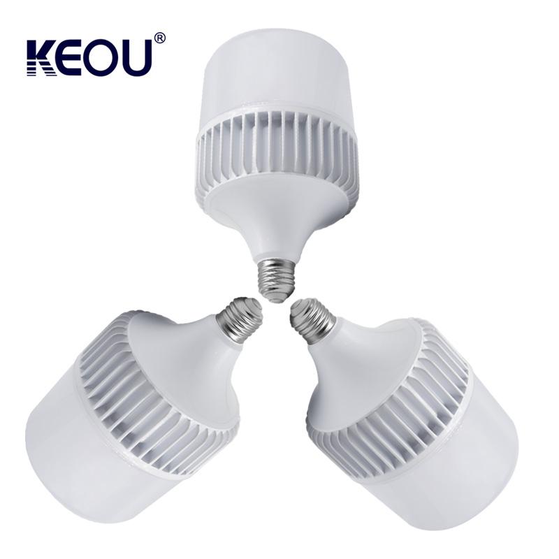 B22 led bulb light 38W Big column bulb PC aluminum T LED Lamp with 3000K 4000K 6500K