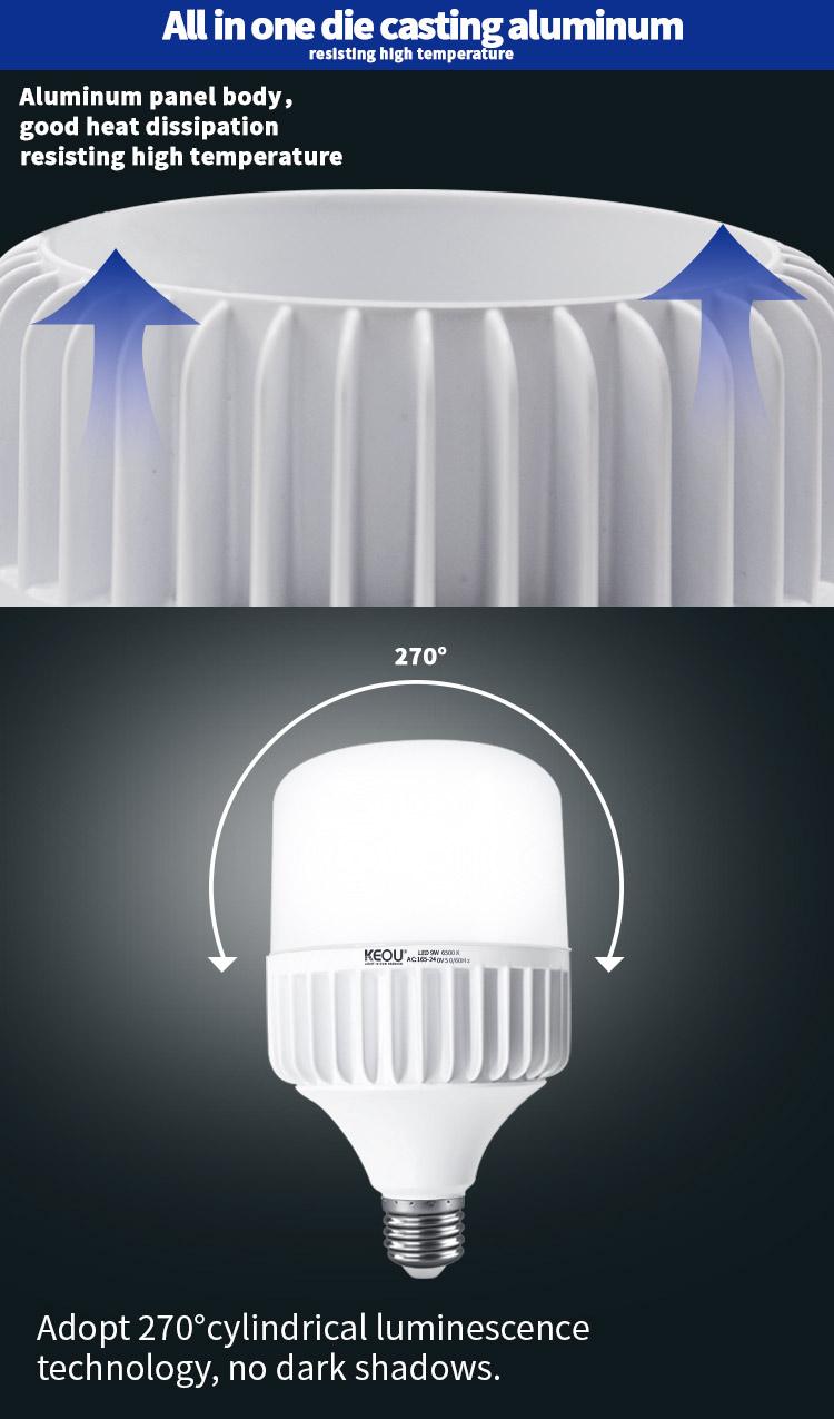 48W led bulb light