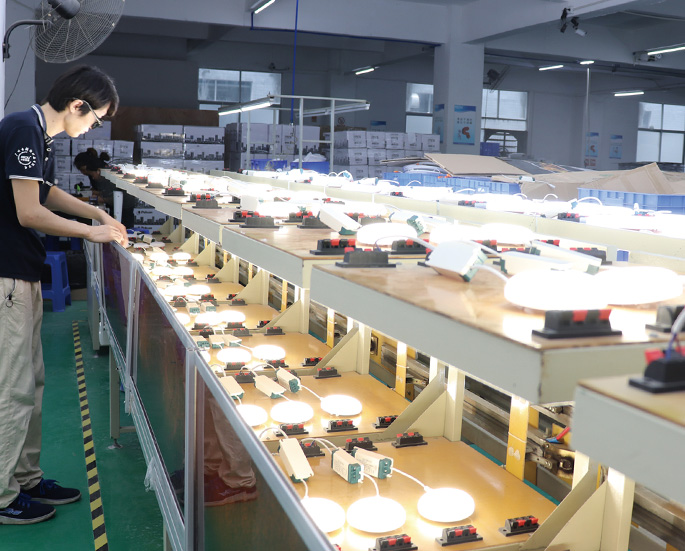 KEOU LED Light Factory