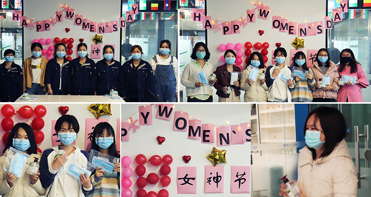 KEOU LED Supplier- Happy Women's Day