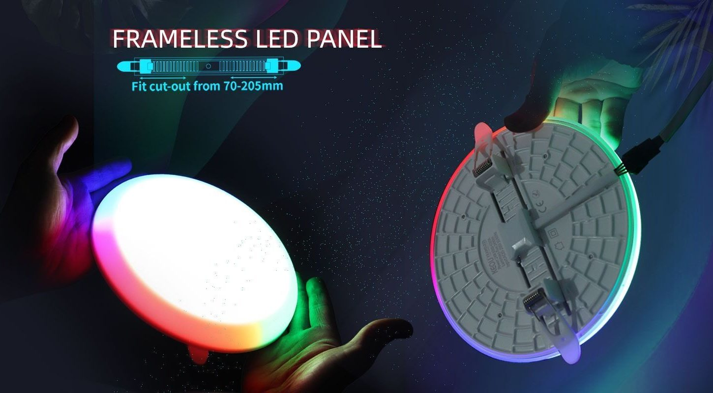 RGB LED Panel Factory- KEOU New Products