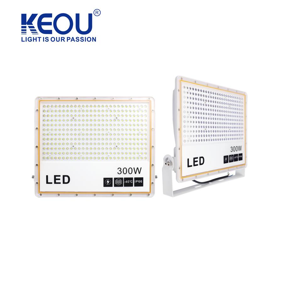 300w led flood light factory IP66 LED Flood Light high power garden outdoor floodlight led