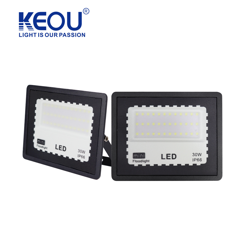 30W led floodlight IP66 LED Flood Light waterproof Outdoor LED Floodlight manufacturer