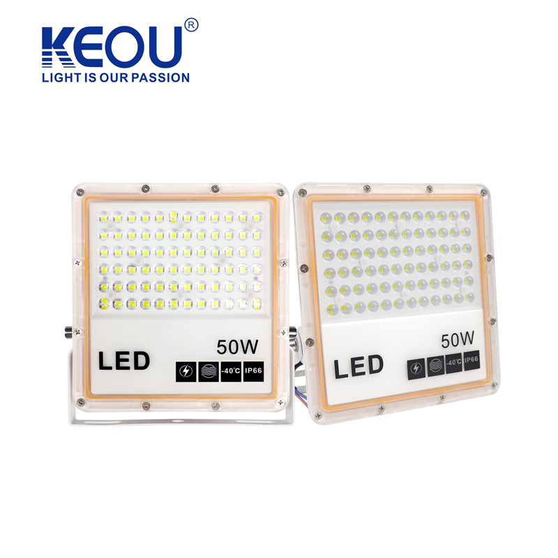 Outdoor led flood lights factory IP66 50Watt LED Flood Light 50W LED Floodlight