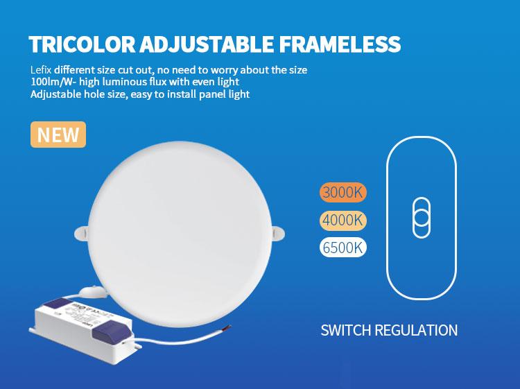 Smart light panels