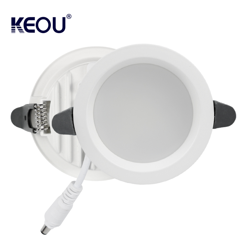 Slim led downlights 9W 12W Downlight ultra thin led recessed light lamp