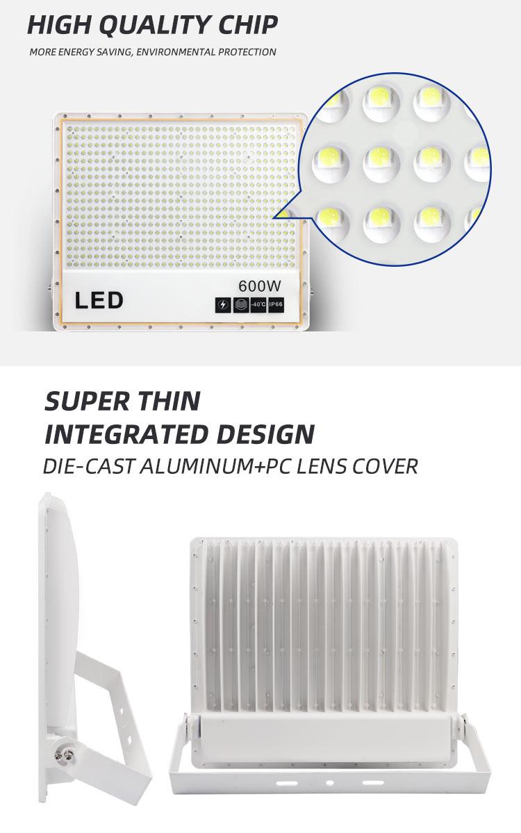 300w led flood light factory