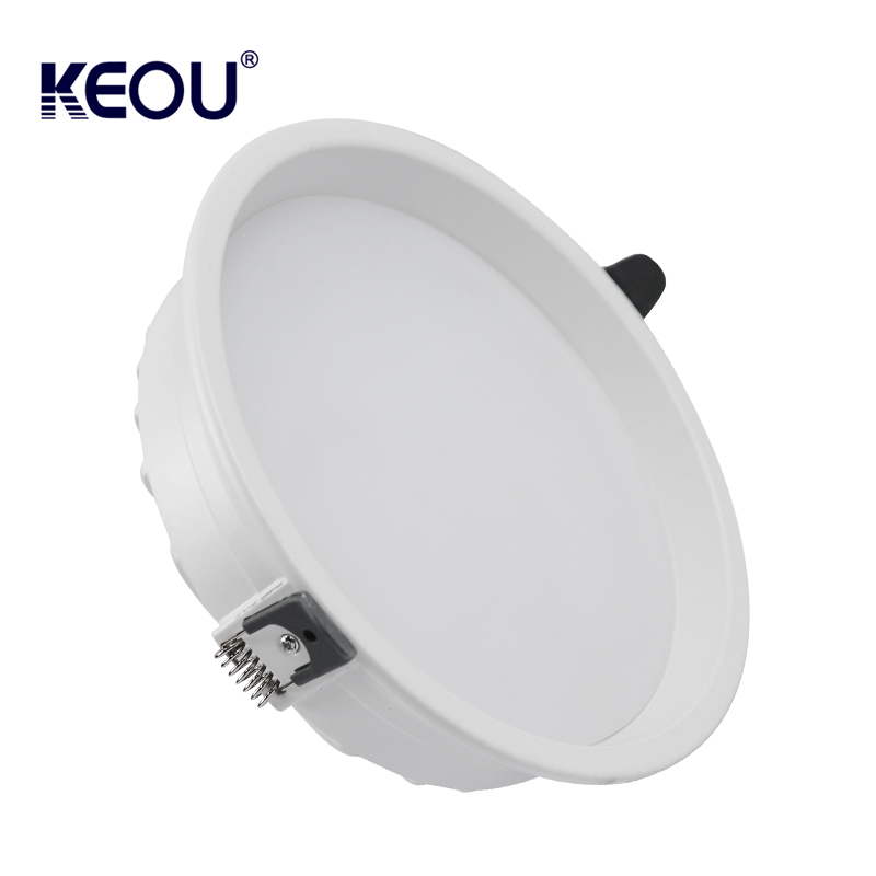Round LED Downlight 9W 12W 18W 24W 36W ultra thin led Recessed Panel Downlight