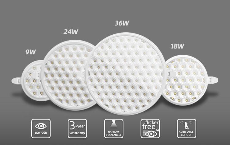 adjustable led lights