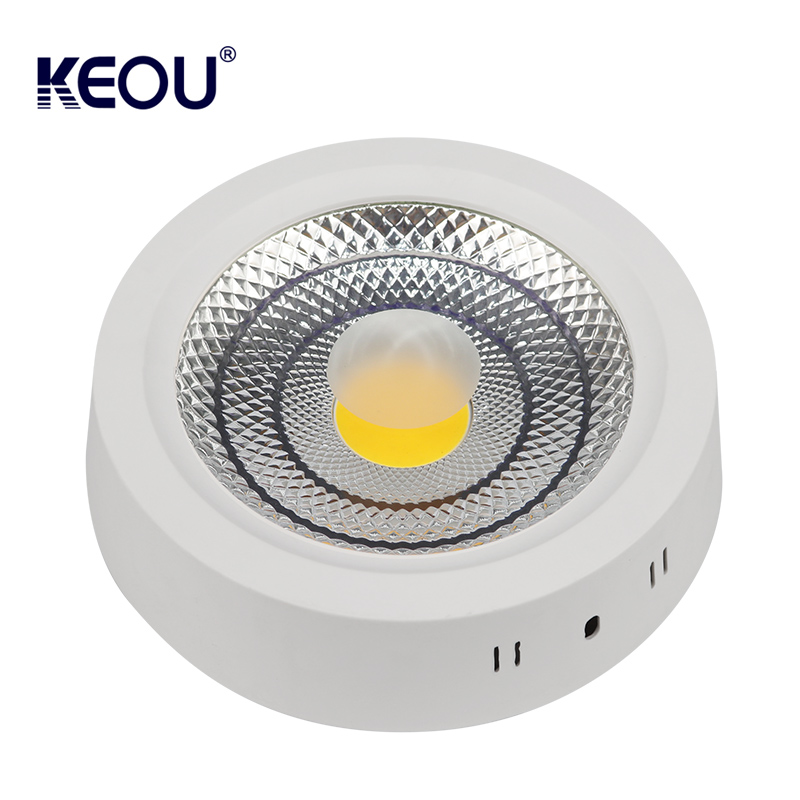COB LED Downlight 30W 5W 7W 12W 18W 25W New Recessed LED Down Light Lamp Supplier