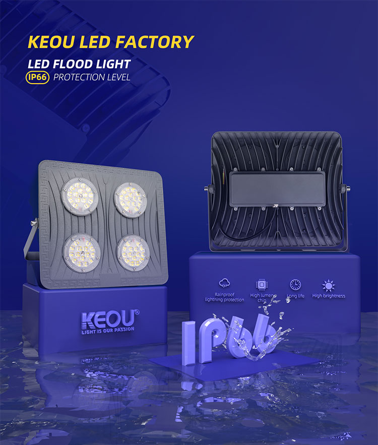 Flood light led 200W