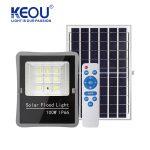 Solar LED Flood Lights 100W 200W 300W Outdoor waterproof IP66 LED Floodlight lamp Manufacturer